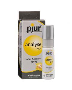 Analyse me anal spray