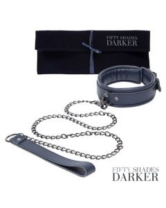 Collar And Chain - Fifty Shades Of Grey