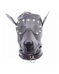 Dog shaped hood