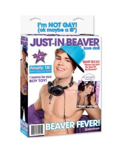 Just-in Beaver - Love doll