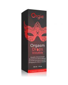 Orgasm Drops med smak fra Orgie