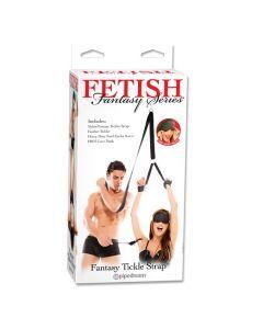 Fantasy tickle strap