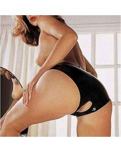 Wetlook Crotchless panties