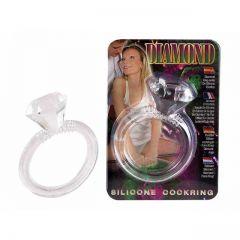 Diamant penisring